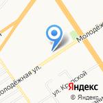 Оптика-Барнаул на карте Барнаула