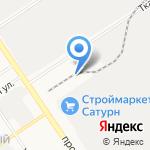 Компания по приему макулатуры на карте Барнаула