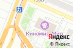 Схема проезда до компании KFC в Барнауле