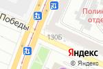 Схема проезда до компании Магазин дисков в Барнауле