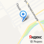 AVTOGOGOL206 на карте Барнаула