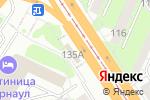 Схема проезда до компании Торро Стейк в Барнауле