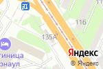 Схема проезда до компании Мир подарков в Барнауле