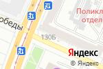 Схема проезда до компании Про-Сервис в Барнауле