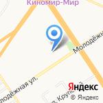 Алтайский краевой колледж культуры и искусств на карте Барнаула