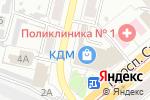 Схема проезда до компании Бизнес-Леди в Барнауле