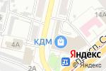 Схема проезда до компании Silen-LED Group в Барнауле