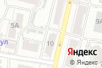 Схема проезда до компании Магистраль в Барнауле