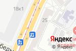 Схема проезда до компании Ирэн в Барнауле