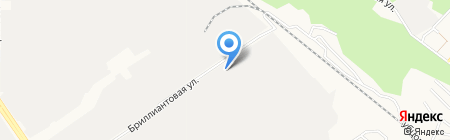 Фаворит на карте Барнаула