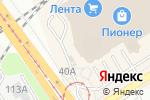Схема проезда до компании TomFarr в Барнауле
