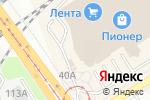 Схема проезда до компании Qiwi в Барнауле