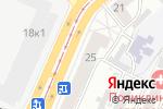 Схема проезда до компании Семейный очаг в Барнауле
