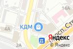 Схема проезда до компании Эгида в Барнауле