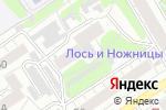 Схема проезда до компании Вырастай-ка в Барнауле