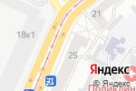 Схема проезда до компании Batel в Барнауле