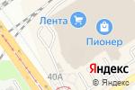 Схема проезда до компании Humidor в Барнауле