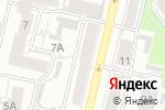 Схема проезда до компании Шляхтич Е.В. в Барнауле