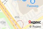 Схема проезда до компании Kabarovsky в Барнауле