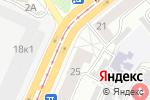 Схема проезда до компании САША в Барнауле
