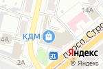 Схема проезда до компании Сота GSM в Барнауле