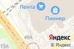 Схема проезда до компании Altaibilet.ru в Барнауле