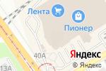 Схема проезда до компании Мастерская по ремонту ювелирных изделий и часов в Барнауле