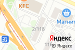 Схема проезда до компании Сувенир в Барнауле