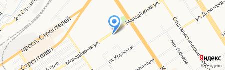 ЗооМаркет на карте Барнаула
