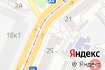 Схема проезда до компании Апельсин в Барнауле