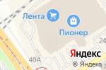 Схема проезда до компании GoldSmile в Барнауле