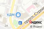 Схема проезда до компании АБЮК в Барнауле