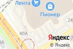Схема проезда до компании Golden Bant в Барнауле