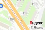 Схема проезда до компании Оденься в радость! в Барнауле