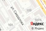 Схема проезда до компании Алтайвипстрой в Барнауле
