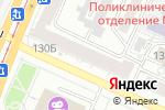 Схема проезда до компании Сеть магазинов дамского белья и колгот в Барнауле