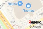 Схема проезда до компании Банкомат, Банк ВТБ 24, ПАО в Барнауле