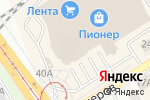 Схема проезда до компании Платежный терминал, Сбербанк в Барнауле