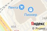 Схема проезда до компании Diamond Queen в Барнауле
