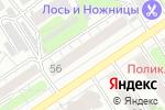 Схема проезда до компании BARBARISTA Coffee в Барнауле