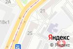 Схема проезда до компании Универсал-фарма в Барнауле