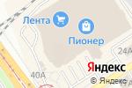 Схема проезда до компании Золото России в Барнауле