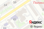 Схема проезда до компании Медицинский центр В.А. Никонорова в Барнауле
