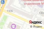 Схема проезда до компании Океан в Барнауле