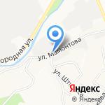 Visa virtuon на карте Барнаула