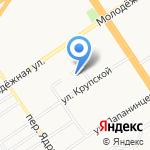 Компания по продаже топливных брикетов на карте Барнаула