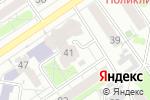 Схема проезда до компании Жилищная инициатива в Барнауле