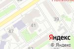 Схема проезда до компании Молодежное, ТСЖ в Барнауле