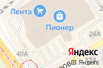 Схема проезда до компании Сувениры & подарки в Барнауле