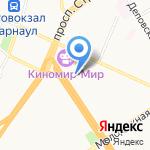 Оденься в радость! на карте Барнаула